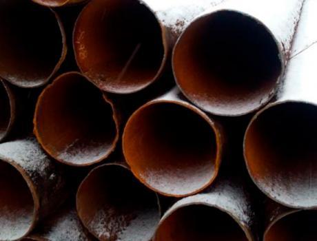 Труба лежалая круглая 325х5