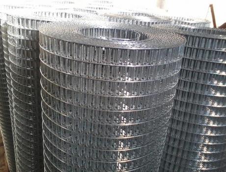 Сетка плетеная  оцинкованная 25х25х1,4 мм