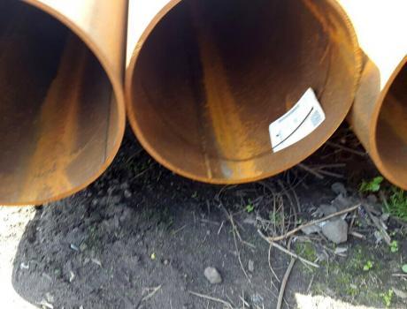 Труба лежалая 530х7